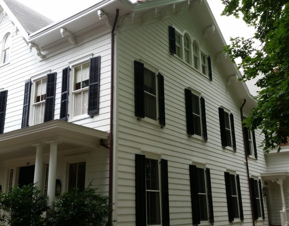Chameleon Painting Inc. - Entire Exterior Paint on First Neck Ln. Southampton, NY.